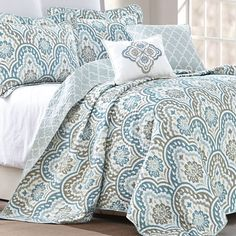 Found it at Wayfair - Tivoli 5 Piece Bed Spread Set