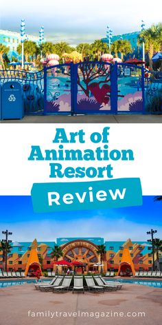Should you stay at Disney's Art of Animation Resort? It offers themed family resorts with lots of great activities and amenities. We stayed there, and here is our review. Disney World Tips And Tricks, Disney Tips, Disney Art Of Animation, Family Resorts, Disney Cruise Line, Walt Disney World, Vacation, Activities, Family Friendly Resorts