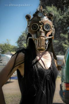 I like the idea of the apocalypse coming and things having a steampunky look.