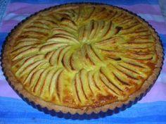 Crostata di mele alsaziana... troppo buona!!!