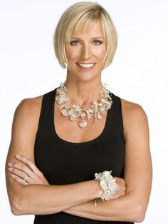 My favorite designer..if I were wealthy, I would fly her here from Canada to redo my home!!!
