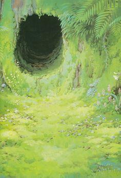 Deflower and devour : photo art background, animation background, environment design, environment concept Environment Concept Art, Environment Design, Animation Background, Art Background, Fantasy Landscape, Landscape Art, Totoro, Tag Art, Fantasy World