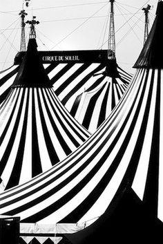 ~ Living a Beautiful Life ~ Chapiteau Cirque du Soleil