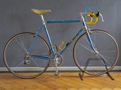 Alan LS alu super record 78/79 | by VSB Vintage Speed Bicycles