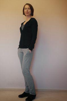 Burda 11/2012, Modell 135 Sujuti: MMM : Joggingpants