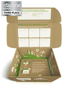 dieline for boxes - Google Search