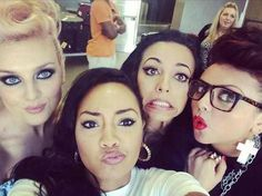 Little mix!