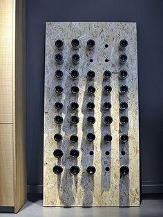 Big Osb Wine Rack par PapercutsbyAlex sur Etsy, €299.00