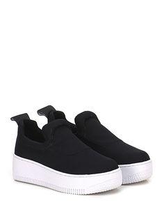 Windsor Smith - Sneakers - Donna - Sneaker in tessuto tecnico con logo su  retro e 62f0348410a