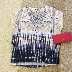 Style & Co sparkles tee XL Gently used Style & Co Tops