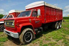 Chevrolet C-65 Grain Truck