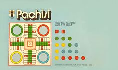 Pachisi - game - 1974