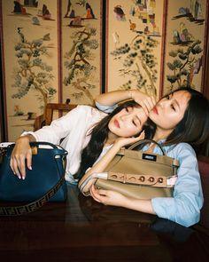 Chapter II: Jessica and Krystal Jung. Krystal Sulli, Jessica & Krystal, Krystal Jung, Jessica Jung, Bride Of The Water God, Prison Life, Korean Celebrities, American Singers, Korean Singer