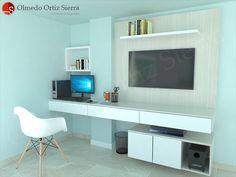 Hack Sala, Apartment Design, Boy Room, Living Room Designs, Room Decor, House Design, Interior Design, Cali Colombia, Furniture