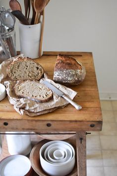 No-Knead Bread with Instant Yeast | abagofflour.com