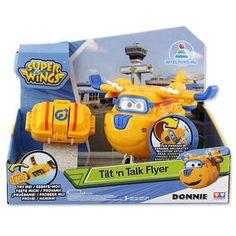 Игрушка Донни с чемоданчиком (свет, звук), Супер Крылья (Super Wings) купить в интернет-магазине «Умная игрушка»