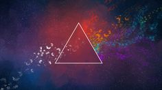 latest triangle abstraction free download hd wallpapers