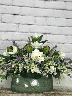 Fancy Dinner Party - Home Decor , Faux Flower Arrangements, Faux Flowers, Artificial Flowers, Small Spaces, Floral Wreath, Fancy, Vase, Table Decorations, Dinner