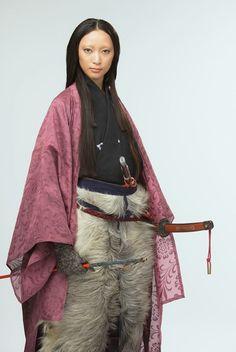 z- Hōjō Masako- Samurai Women, 12th C (Onna Bugeisha)