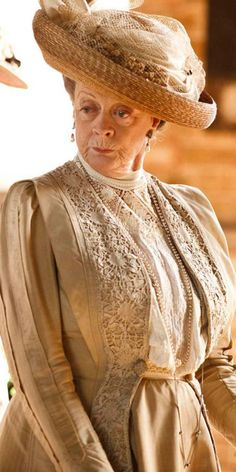Downton Abbey - Violet