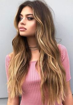 67 Attractive Wavy Hairstyles For Glamorous Look 2018