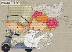 ru / Foto # 80 - shemku non libero - Cross Stitch For Kids, Just Cross Stitch, Cross Stitch Heart, Cross Stitching, Cross Stitch Embroidery, Stitches Wow, Wedding Cross Stitch Patterns, Everything Cross Stitch, Cross Stitch Pillow