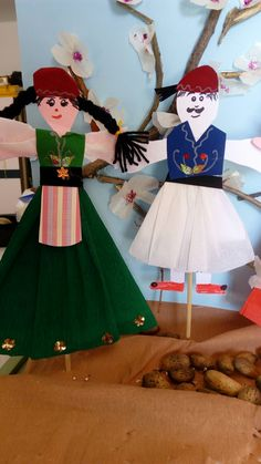 25 March, Kids And Parenting, Costumes, Education, Crafts, Carnival, Manualidades, Dress Up Clothes, Teaching