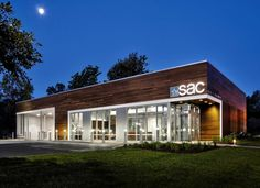 Gallery - SAC Federal Credit Union / Leo A Daly - 1