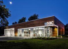 Gallery - SAC Federal Credit Union / Leo A Daly - 1