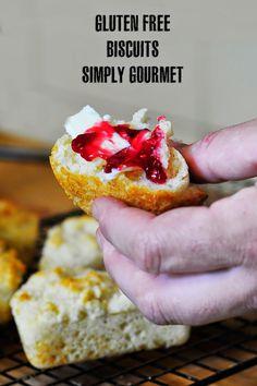 Gluten Free Buttermilk Biscuits | Simply Gourmet