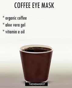 Caffeine can tighten skin, smooth puffiness, fight free radicals, and reduce…