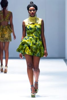 African Prints in Fashion: So Modern and Now: Africa Fashion Week London (AFWL) - Part 2