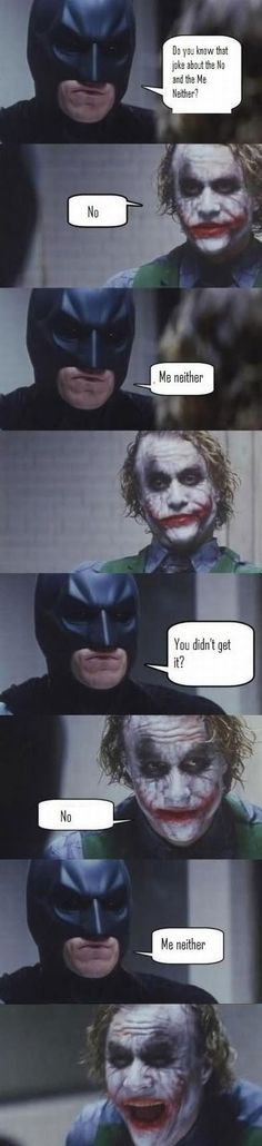 Batman Is So Funny