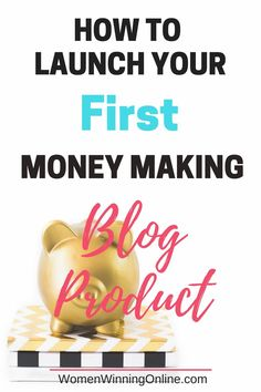 Are you ready to make money blogging through your first eBook or course? Check out my 5 tips to get started making your own blogging products!