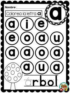 x1 – Educación Primaria Letter Worksheets, Alphabet Activities, Language Activities, Kindergarten Activities, Educational Activities, Alphabet Books, Preschool Curriculum, Preschool Math, Teaching Babies