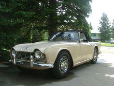 1963 Triumph TR4 (CT24101L) : Registry : The Triumph Experience