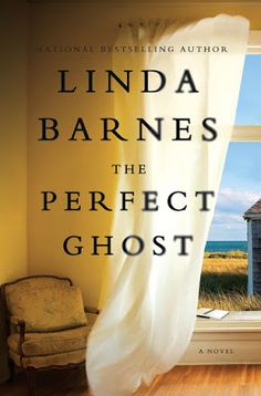 The Perfect Ghost by Linda Barnes: the suspenseful story of an agoraphobic ghost writer and the alluring film director she's writing about New Books, Books To Read, Library Card, Book Nooks, Love Book, So Little Time, Book Lists, Bestselling Author, Audio Books
