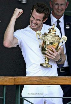 Andy Murray wins Wimbledon- what a start to the summer!