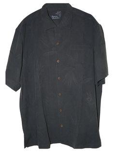 Tommy Bahama Gingko Tini Silk Camp Shirt: Clothing http://tommytyme.com/