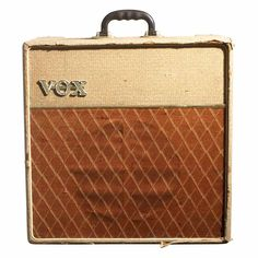Vox AC-10 Guitar Amplifier from 1958.
