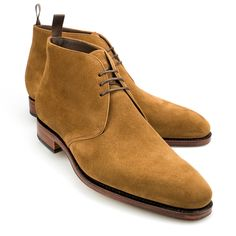 New Men's high quality cowhide suede chukka shoes, men shoes - Dress/Formal Best Boots For Men, Chukka Shoes, Gentleman Shoes, Custom Design Shoes, Cool Boots, Men's Boots, Desert Boots, Men S Shoes, Casual Boots