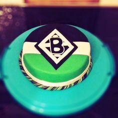Borussia Mönchengladbach cake