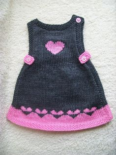 Ideas Crochet Cardigan Pattern Girls Baby Sweaters For 2019 Baby - Diy Crafts - DIY & Crafts Crochet Baby Sweaters, Baby Cardigan Knitting Pattern, Crochet Coat, Knitted Baby Clothes, Baby Knitting Patterns, Girls Knitted Dress, Knit Baby Dress, Baby Dress Patterns, Easy Knitting