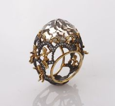 Harem Ring by Selda Okutan by SeldaOkutan on DeviantArt