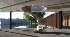 #architettura e #paesaggio suggestioni   Figueras Polo Club Buenos Aires, Argentina - credits: The Cool Hunter