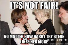 Patti Lupone vs Bernadette Peters