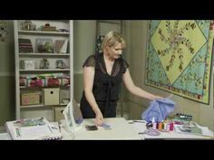 A Quilting Applique Tip From Sarah Fielke: Perfect Applique Circles