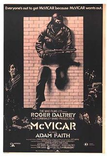 John McVicar - I may not win this fight but ill be the best second place you've ever seen......