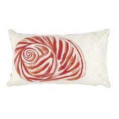 Nautilus Indoor/Outdoor Pillow