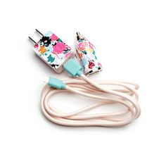 WANT & NEED: you'll need to keep your smartphone charged, and you'll want it to look this cute!